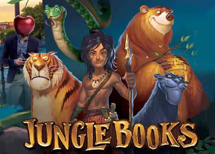 Jungle Books Slot Turnier im Cherry Casino