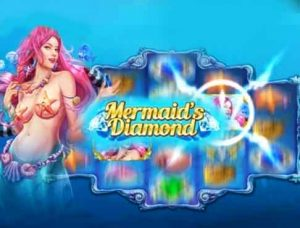Neu, der Mermaid's Diamond Slot von Pay n´Go