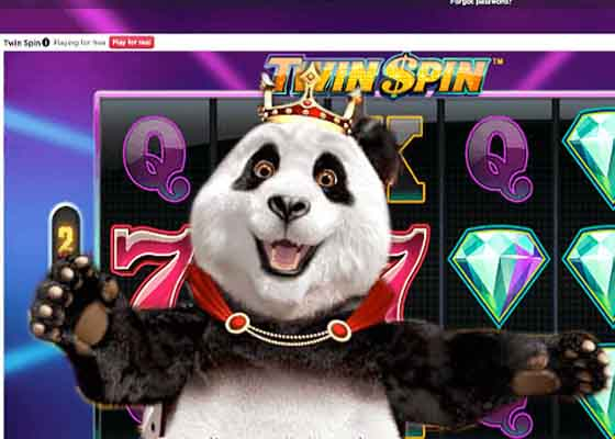 royal Panda casino-twin spin salot
