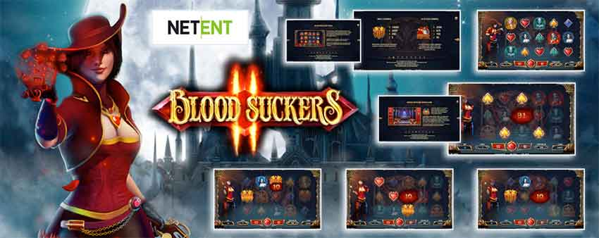 blood succers2 slot