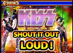 sgi gaming kiss slot