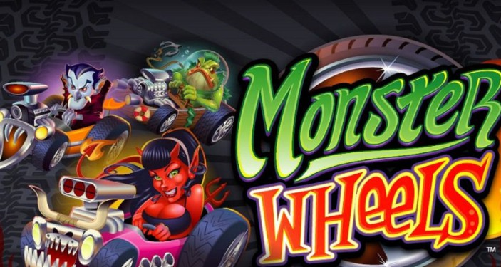 Der Monster Wheels Slot, Horror und Motorsport