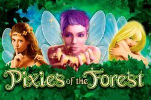 Aktionen bei Mr. Green, pixies of the forest