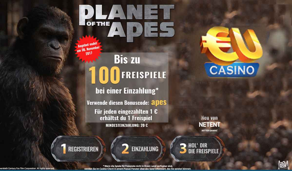 Spiele Planet Of The Apes - Video Slots Online