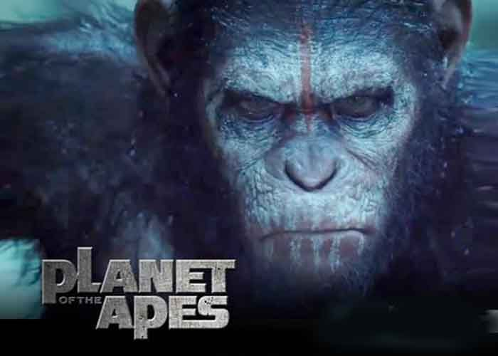 Planet of the ApesSlot