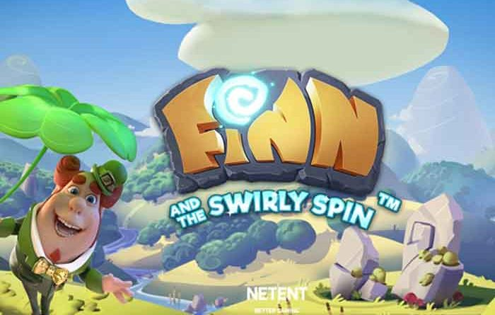 Finn and the Twirly Spinn Slot