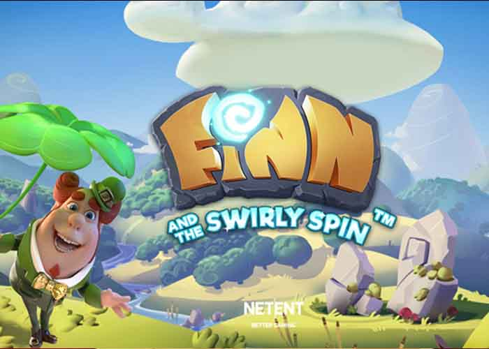 Der Finn and the Twirly Spin Slot