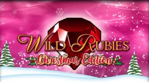 gameomat wild rubies christmas edition