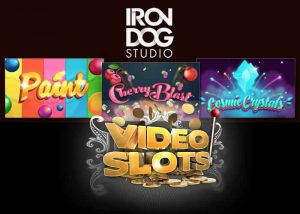 Das VideoSlots Casino mit Iron Dog Games