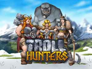 troll hunters slot Winterpromo im Casino Luck