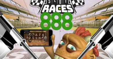 888 Casino Slot Races