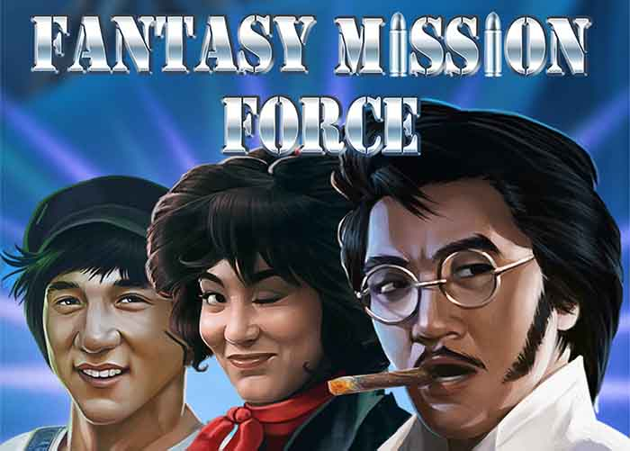 fantasy mission force slotr