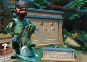 Der Gonzos Quest Virtual Reality Slot