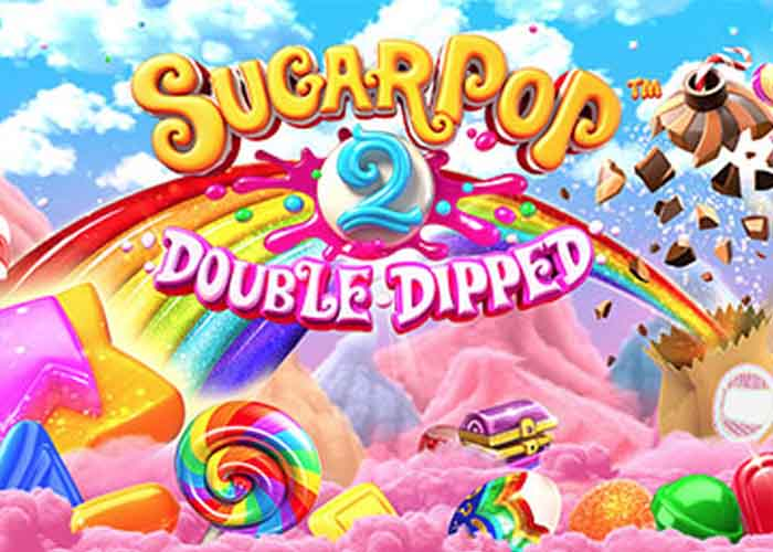 Der Sugar Pop 2: Double Dipped Slot von Betsoft