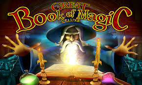 Great Book of Magic Deluxe Slot wazdan gaming