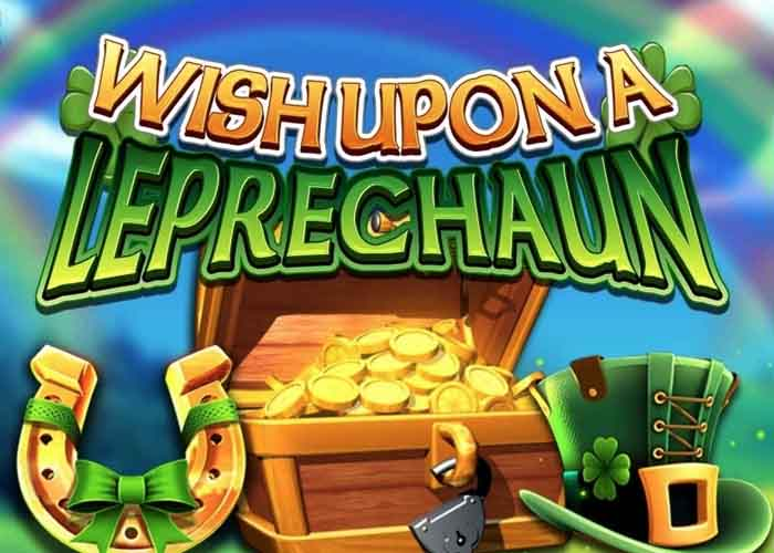 Der Wish Upon A Leprechaun Slot von Blueprint Gaming