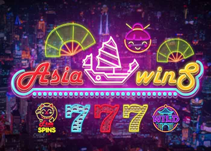 Der Asia Wins Slot von Booming Games