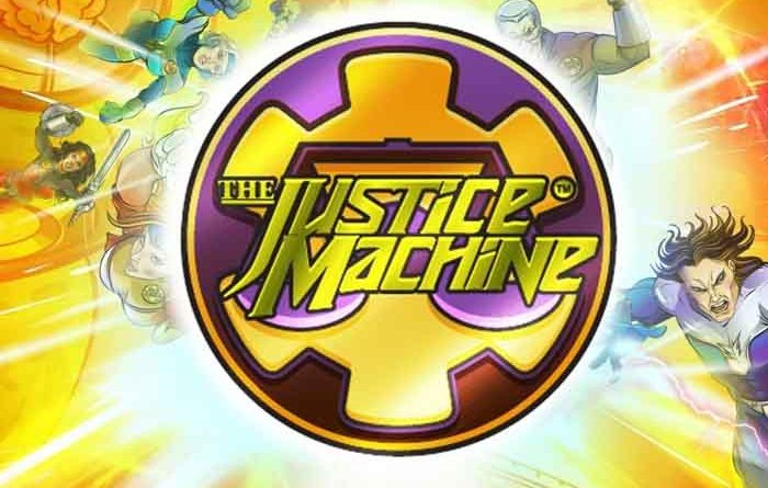 justice machine slot