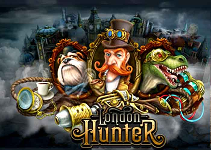 Der London Hunter Slot von Habanero Gaming