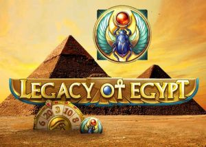 Slots zum Thema altes Egypten-Legacy of Egypt