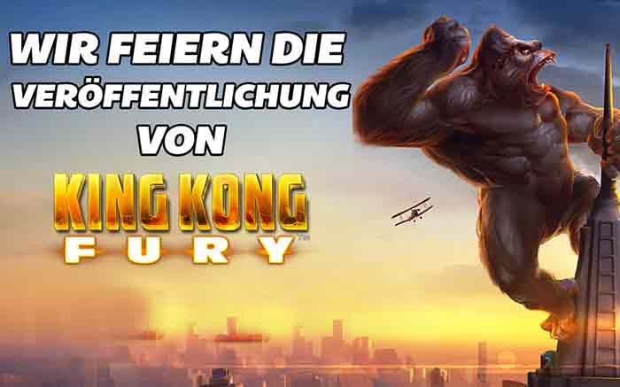 Das King Kong Fury Reel Spinoff