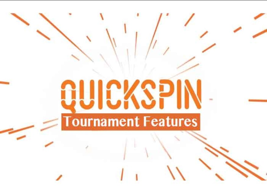 Quickspin Tournament Features – die Slots Turnier Funktion