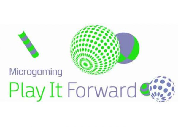 PayItForward Donation von Microgaming