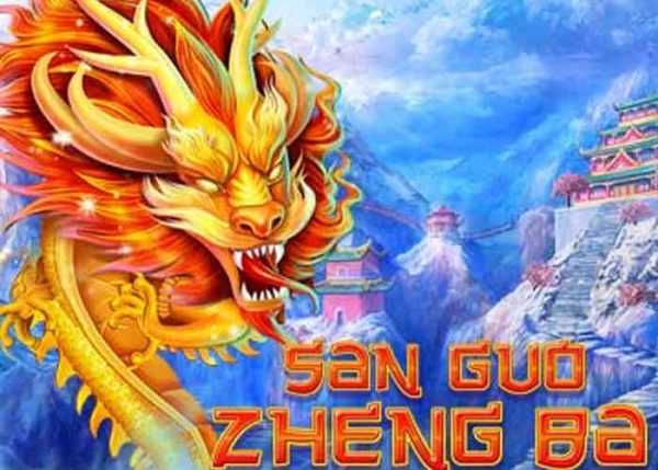 Der Three Kingdom Wars Slot, Reisen Sie ins alte China