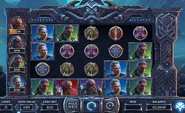 Viking go to Hell Slot