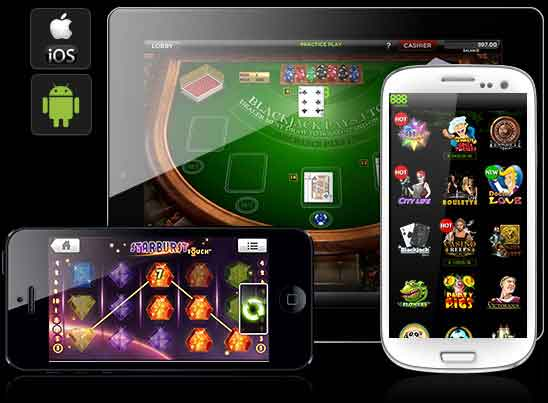 Facelifting beim 888- Casino mobile