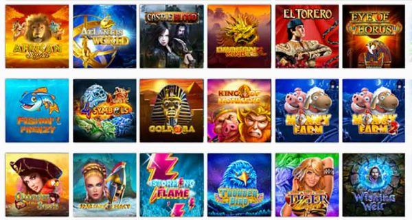 GameArt Slots in SkillOnNet Casinos