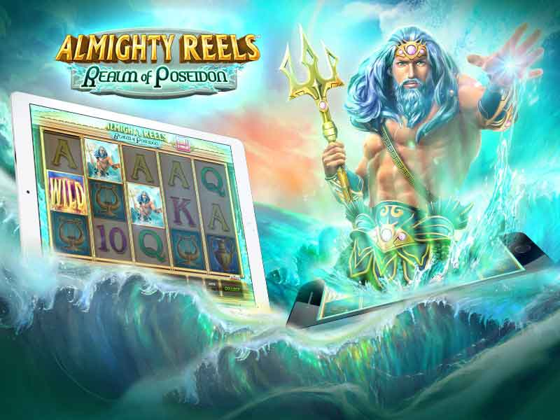 Almighty Reels: Realm of Poseidon Slot