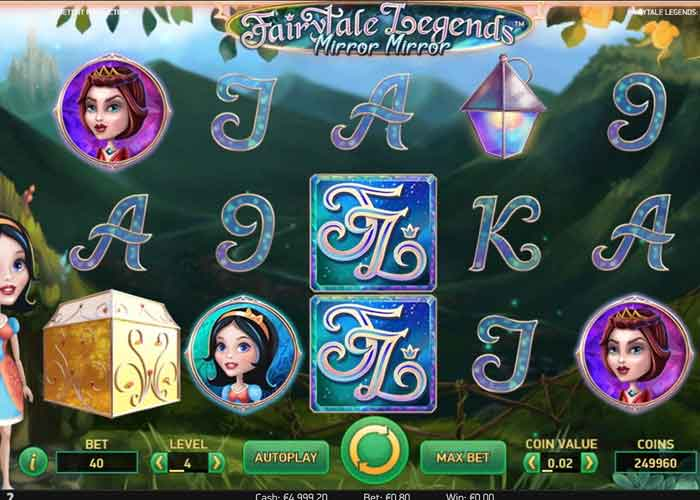 Fairytale Legends of Mirror Mirror Slot-