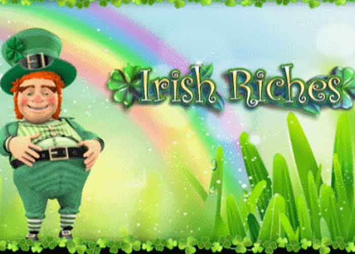 irish riches slot