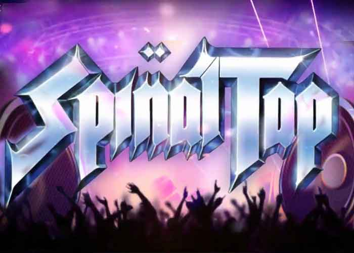 Der This is Spinal Tap Slot, ein Comedy Klassiker