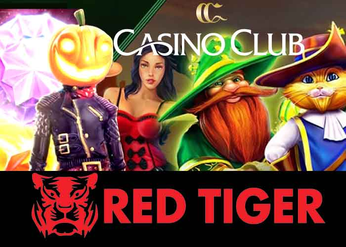 CasinoClub-Red-Tiger-Gaming