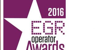 EGR Operators Awards 2018