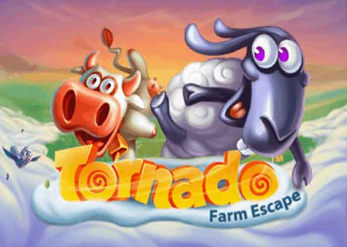 Tornado: Farm Escape Netent Slots