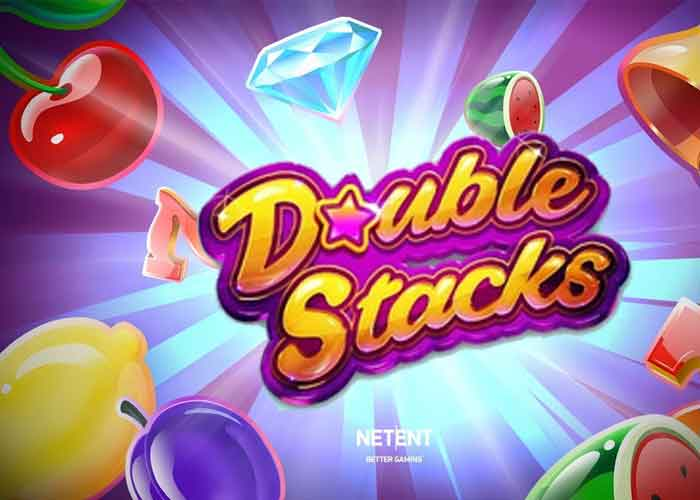Der neue Double Stacks Slot – das Comeback der Fruit Machines
