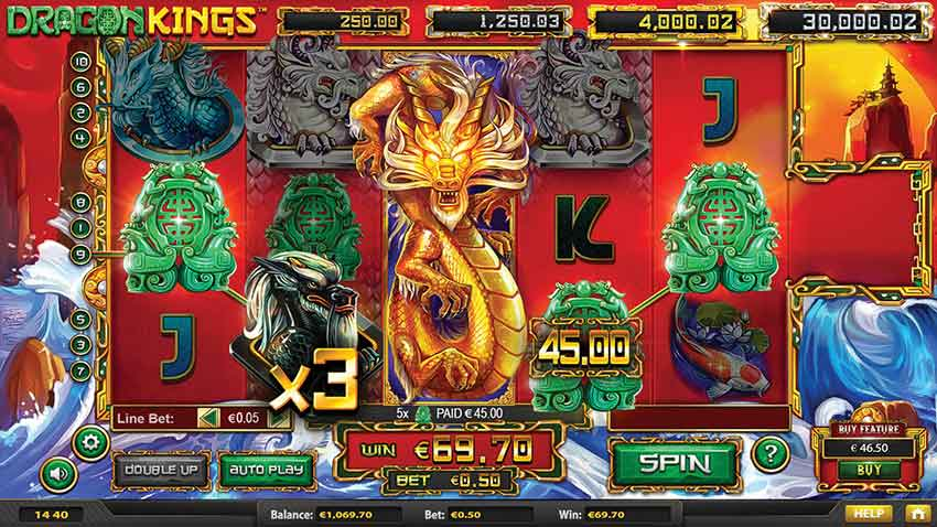 Fragon Kings Slot