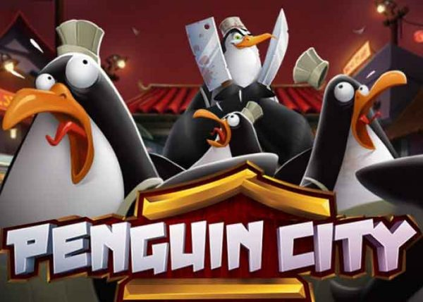 Der Penguin City Slot oder Pinguine im China Restaurant