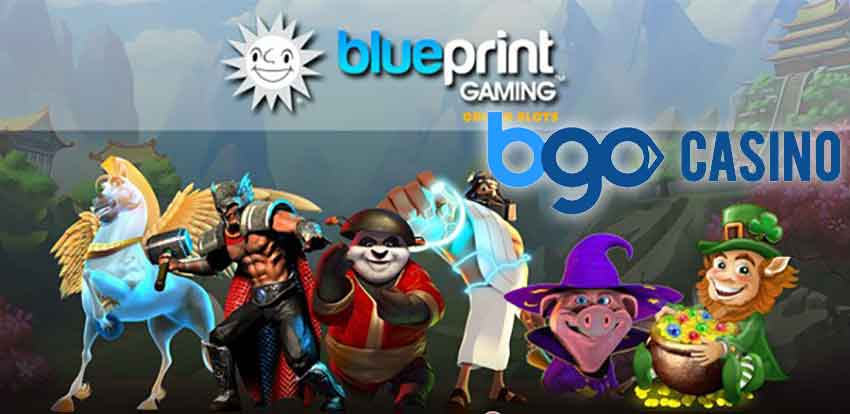 Blueprint Gaming im BGO Casino