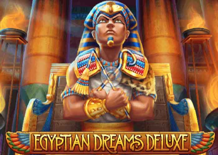 Der brandneue Egyptian Dreams Deluxe Slot, ein Remake