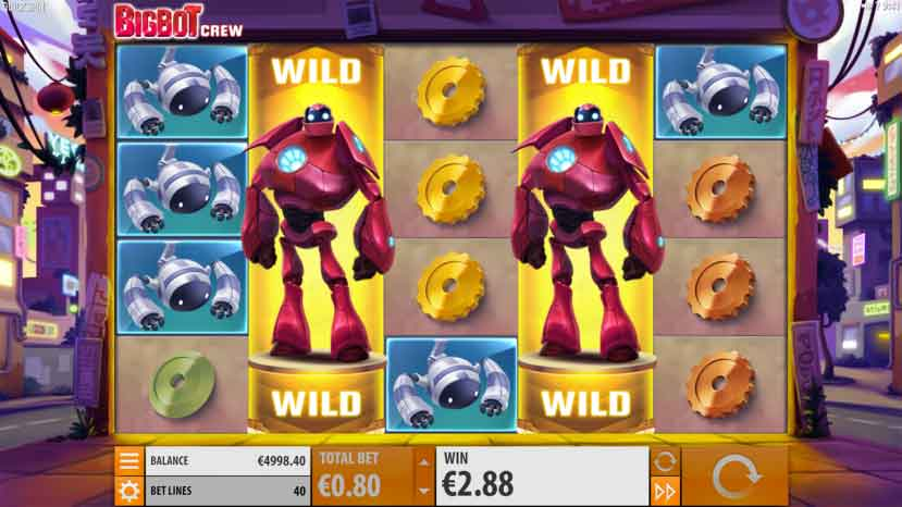 big bot crew slot