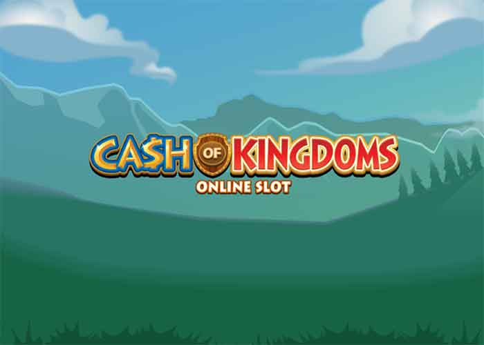 Microgaming und Slingshot Studios - Der Cash of Kingdoms Slot