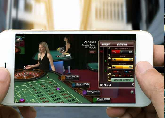 Augmented-Reality und Online Casinos Roulette