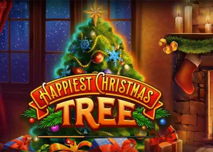 Der Happiest Christmas Tree Slot, das ultimative Weihnachtsgeschenk