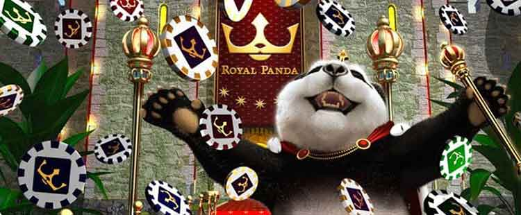 royal panda casino test