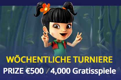 Betchain Casino Test Turniere