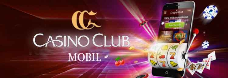 CasinoClub Test Mobiles Casino